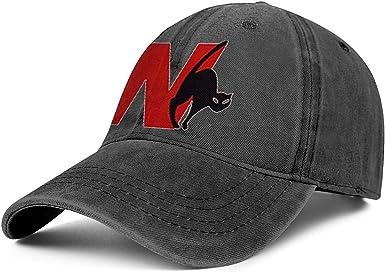 Snapback Mens Womens Adjustable Denim Hip Hop Cap Baseball Hats Hurricane-Logo