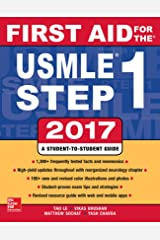 First Aid for the USMLE Step 1 2017 Kindle Edition