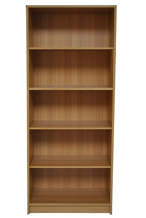 Libreria alta e frontale aperta, 178 x 74 x 39 cm (altezza x ...