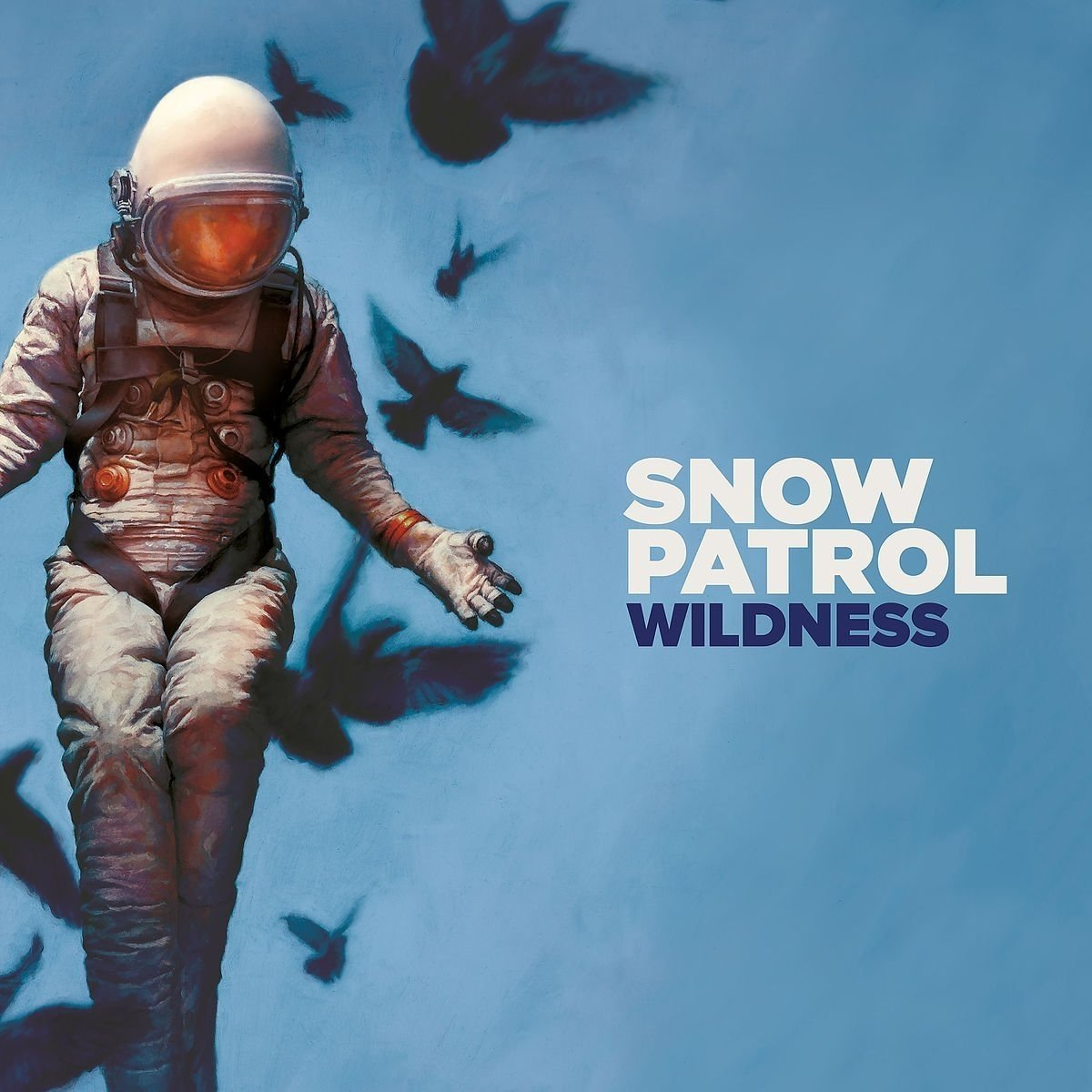 Snow Patrol - Wildness (2018) Mp3 -320 Kbps