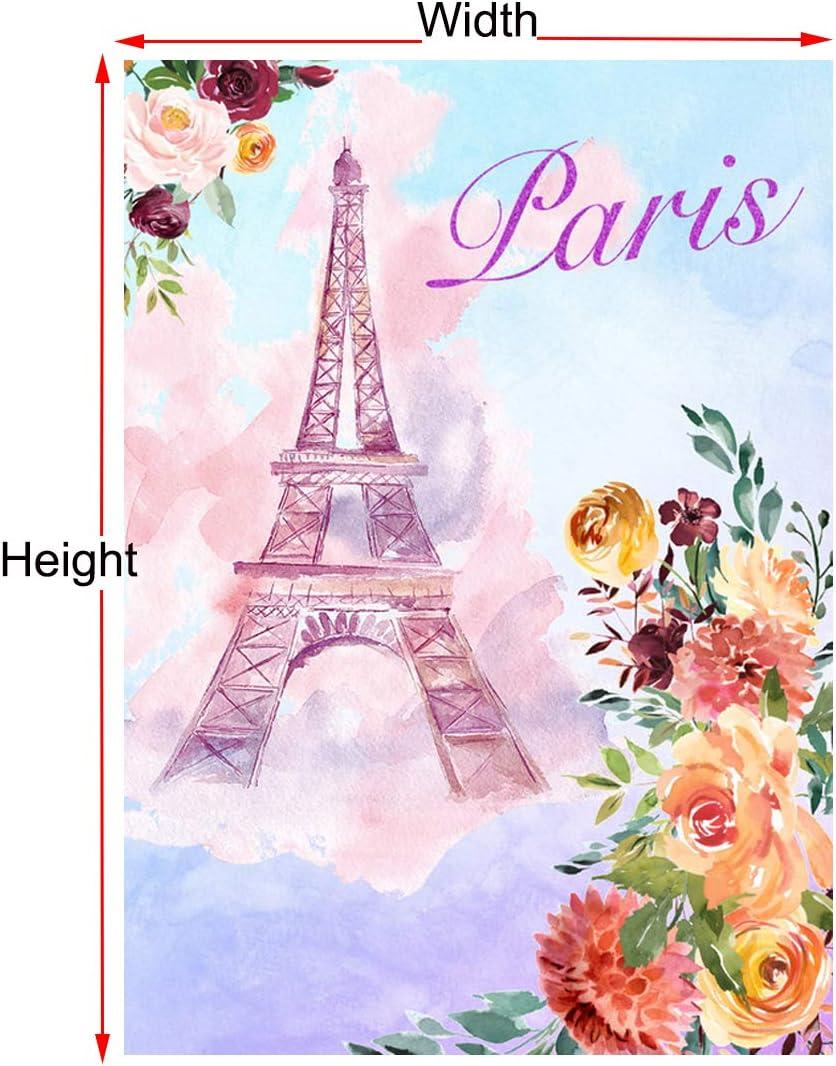 Paris Birthday Party Paris Bridal Shower Paris Baby Shower Paris Photo Booth Backdrop Paris Shower W-A31-TP MAR1 AA3 Paris Theme Party