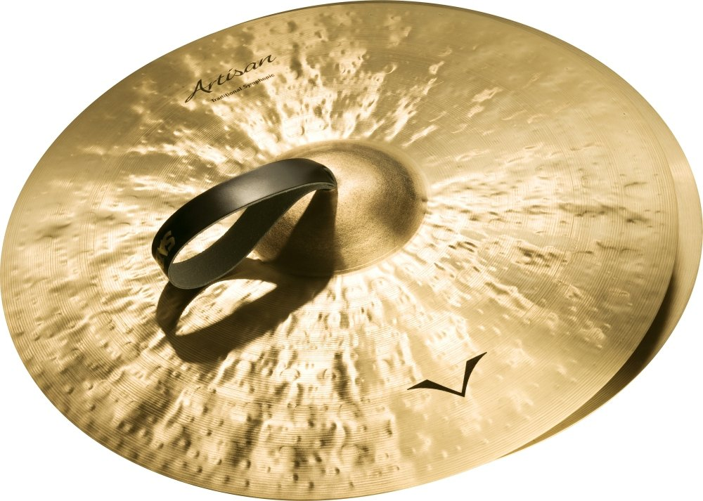 Sabian 17'' Artisan Traditional Symphonic Medium Light, inch A1756