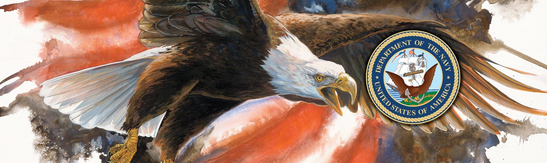 Navy Rear Window Graphic VantagePoint Vantage Point 020094L Freedom Flight
