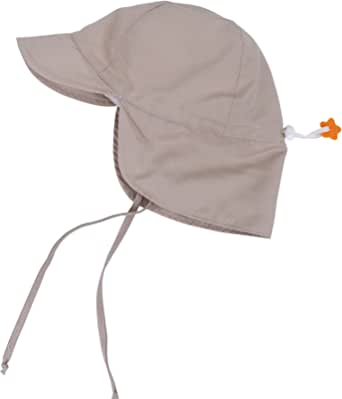 ThunderCloud Baby and Childrens Outdoor Flap Hat, Breathable 50+ SPF Sun hat