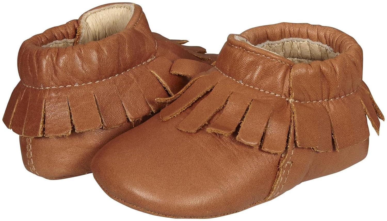 Old Soles unisex-child Fringe Boot Slip On Infant//Toddler