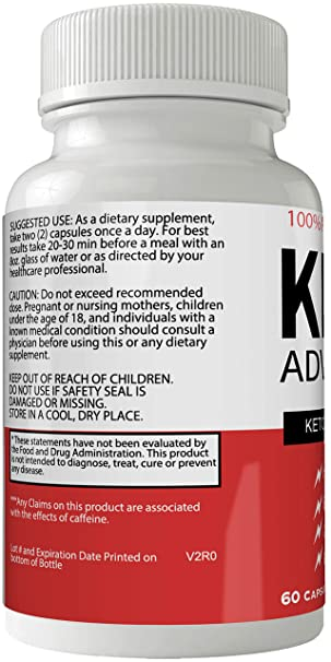 Amazon.com: Pastillas Keto para Bajar de Peso Adelgazar Rapido y Quitar Apetito | Appetite Suppressant with Ultra Advanced Natural Ketogenic Capsules to ...