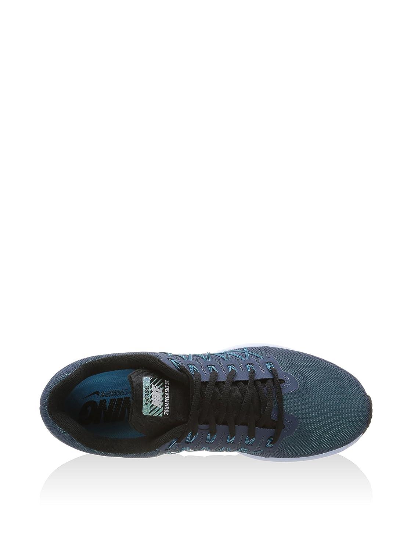 separation shoes b7136 8c0d4 Nike Air Zoom Pegasus 32 Flash, Zapatillas de Running para Hombre,  Azul Plata