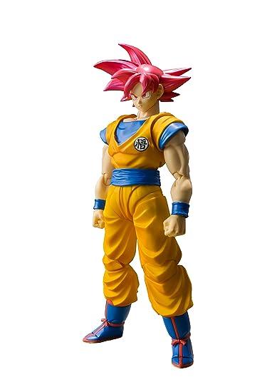 Dragon Ball Z Super Sayan Figure Modellino Statuina 2 PERSONAGGI GOKU 16Cm.