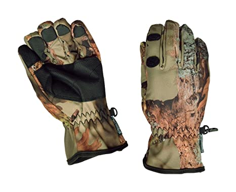 Percussion - Guantes de Caza ghostcamo Forest s, Color Verde Oscuro, tamaño Large: Amazon.es: Ropa y accesorios