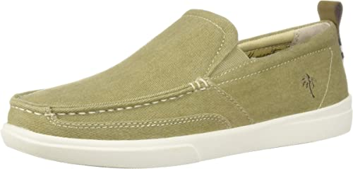 Current Canvas Slip On