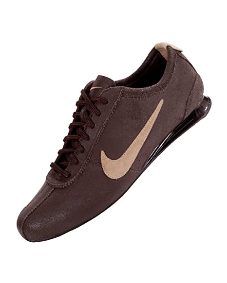 new products 32694 82695 Nike Shox Rivalry Brown 316317 207, Uomo, Velvet Brown Khaki Black