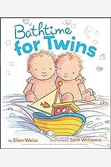Bathtime for Twins Board book