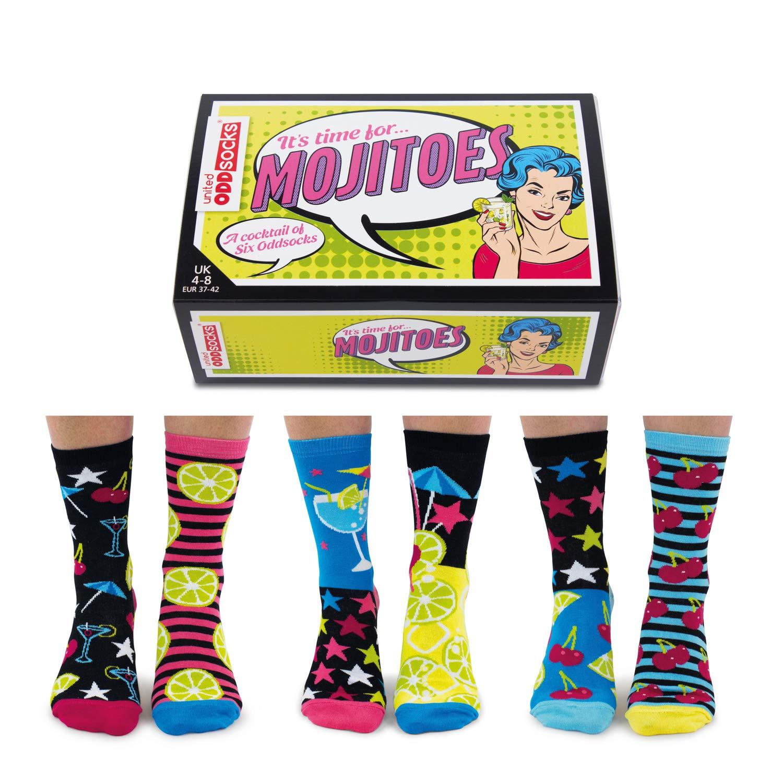 Mode für Jungen Verrückte Socken Oddsocks Funk You im 6er