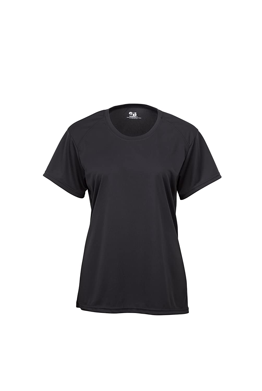 c9f21f23 Amazon.com: Badger Sportswear Women's B-Dry Short Sleeve Performance Tee:  Clothing