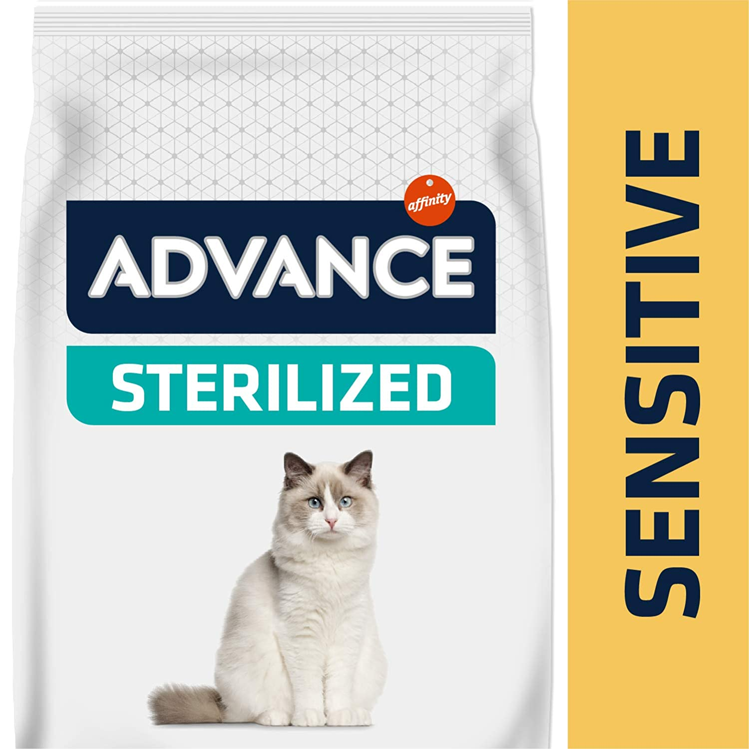 Advance - Sterilized Salmón, 10KG: Amazon.es: Productos para mascotas