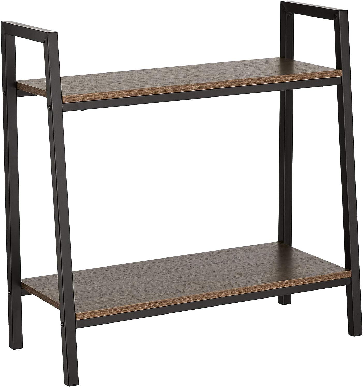 AmazonBasics Decorative Storage Shelf - 2-Tier