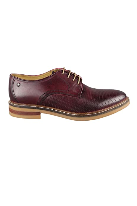 Base London Stanford - Mocasines para hombre Marrón marrón: Amazon.es: Zapatos y complementos