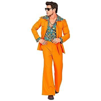 WIDMANN 09404 - Disfraz de años 70 para hombre, color ...