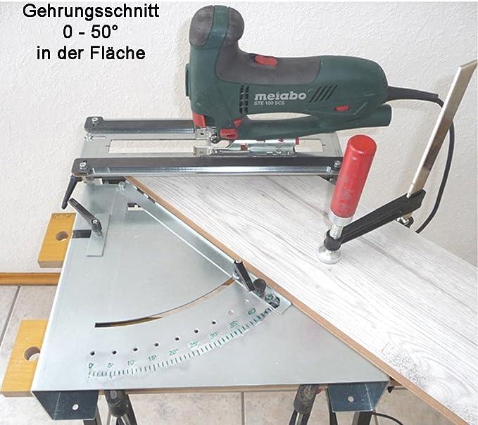 Trenn-Biber 012L-1 - Mesa de sierra para sierras de calar de todas ...