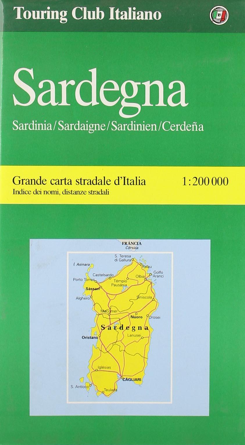 Costa Rei Sardegna Cartina
