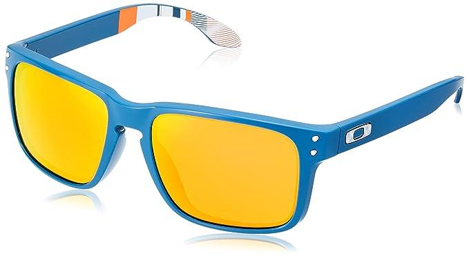 0bec6ac919 Amazon.com  Oakley Men s Holbrook Asian Fit Sunglasses