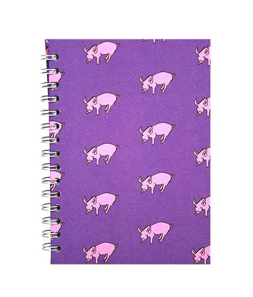 3 opinioni per Pink Pig- Blocchetto da disegno, orientamento verticale, formato A5, 35 fogli