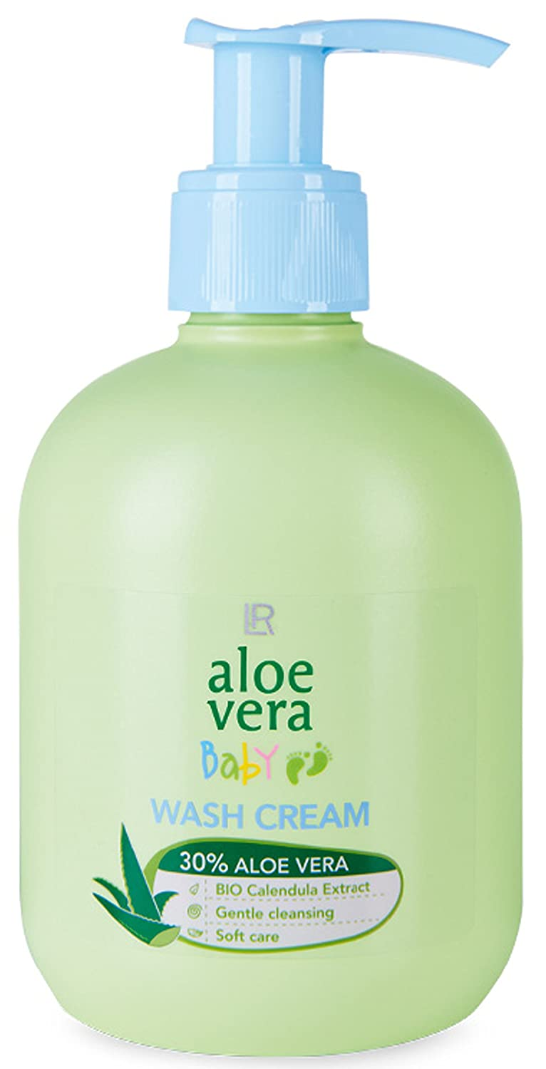 LR Aloe Vera Baby Waschcreme Wash Cream 250 ml 20213