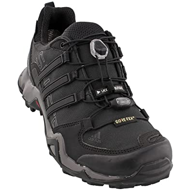 size 40 ea0ff 4442c Amazon.com   Adidas Terrex Swift R Gtx W Black Black Granite Women s Hiking  Shoes - 6 B(M) US   Hiking Shoes
