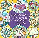 Mandalas para estimular la creatividad en los niños. Con hojas desprendibles.