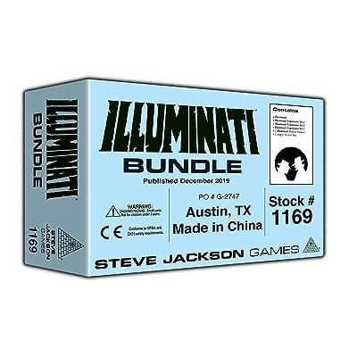 Illuminati Bundle: Toys & Games