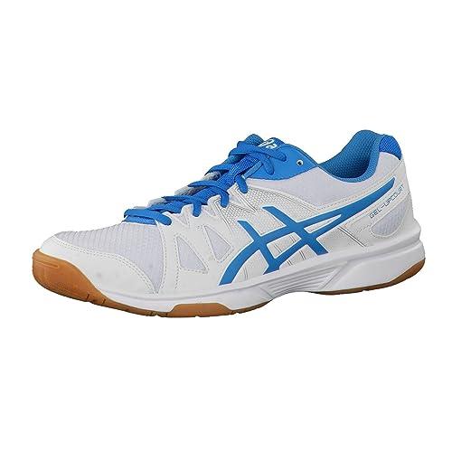 Asicsgel-Upcourt - Zapatos de Voleibol Hombre, Color Azul, Talla 15: Amazon.es: Zapatos y complementos