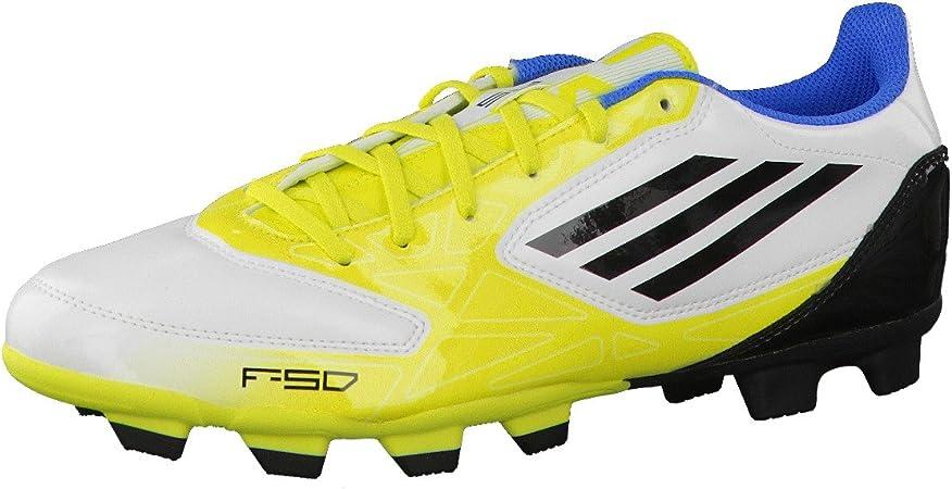 Adidas F5 Trx Fg Zapatos De Futbol, Gelb/Weiss, 46: Amazon ...
