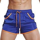 Topgrowth Costumi da Bagno Uomo Leisure Travel Short Pantaloncini Surf Pantaloncino Mare Piscina Pantalone da Nuoto