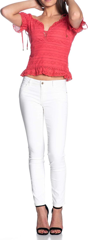 Guess Pantalone Donna W92AJ2-D3LH0 Primavera//Estate