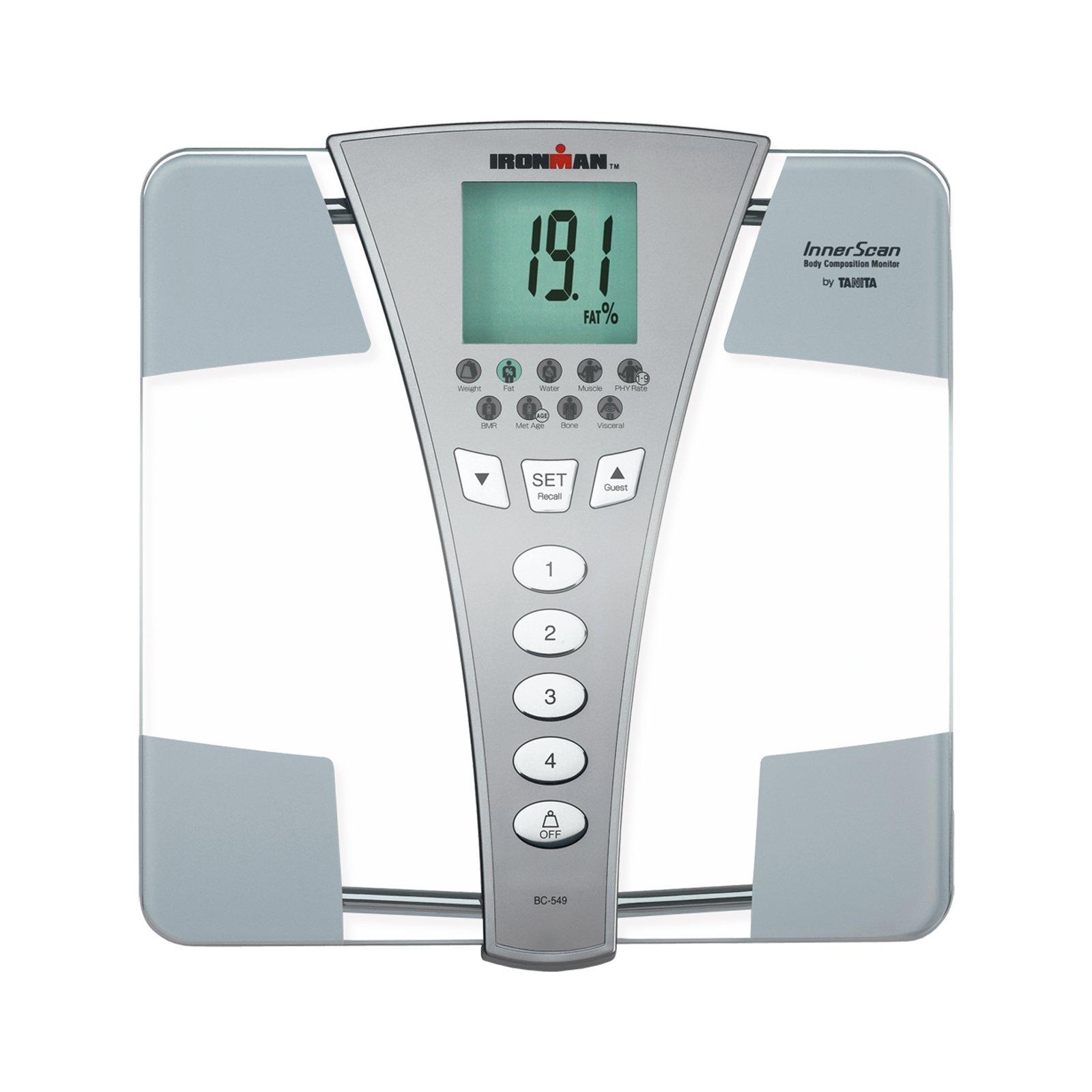 Tanita BC-549 Ironman Body Composition Monitor by TANITA