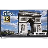 パナソニック 55V型 液晶テレビ ビエラ TH-55CX800N 4K   2015年モデル