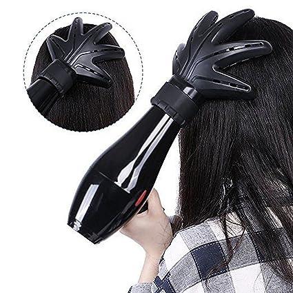 Difusor universal, AimdonR pelo/soplado/secador de pelo, difusor de manos,