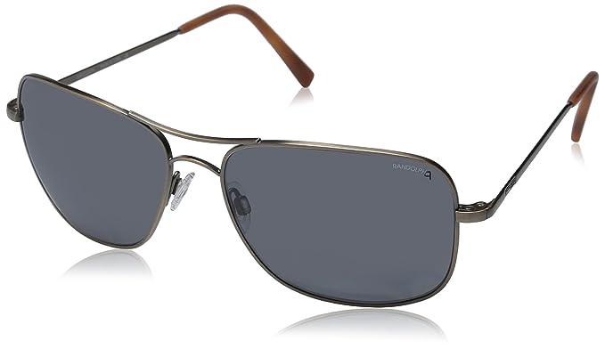 02875bee67a Randolph Archer Square Polarized Sunglasses