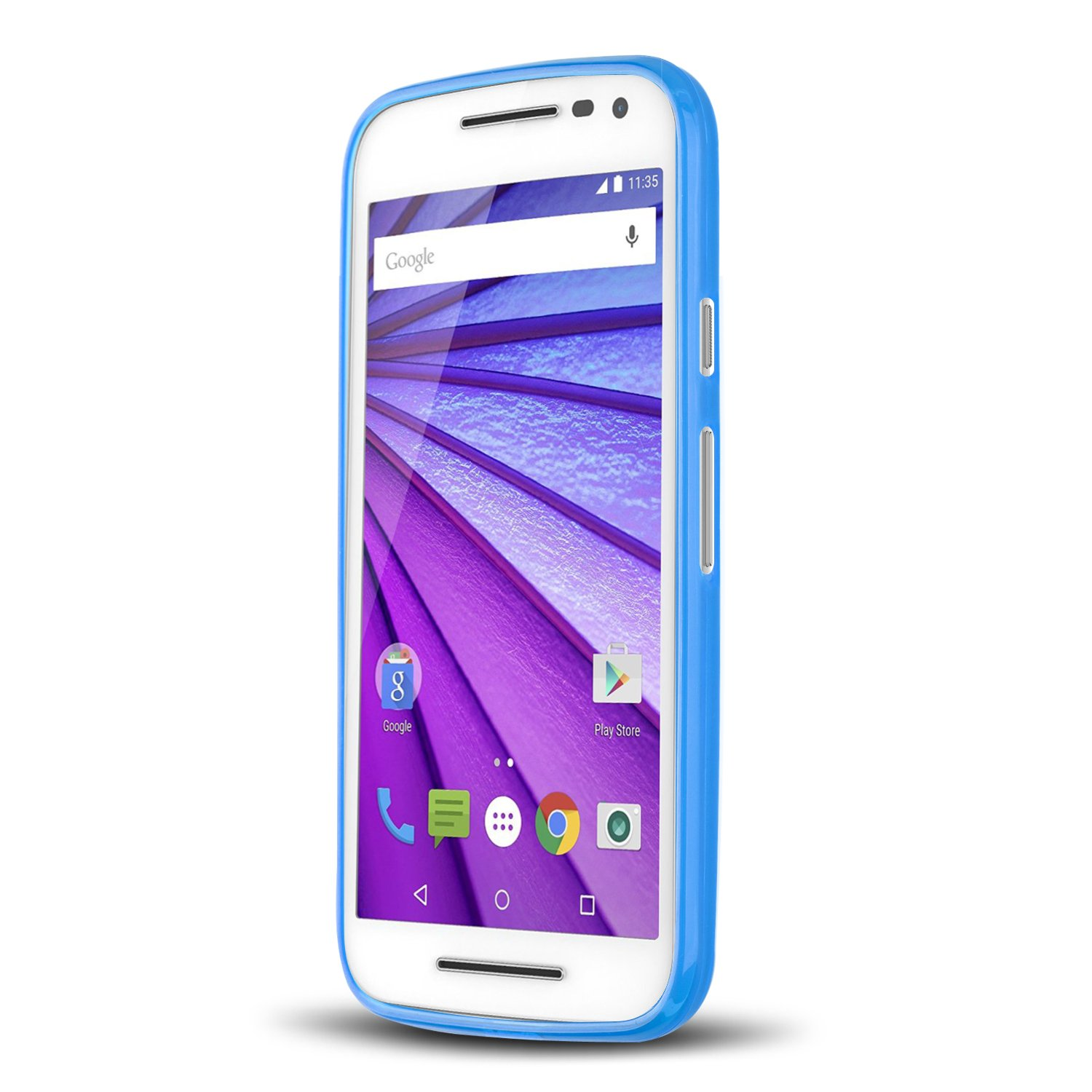 Amazon.com: J&D Case Compatible for Moto G (3rd Gen) Case ...