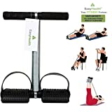 EasyHealth Single Spring Tummy Trimmer-Waist Trimmer-Abs Exerciser-Body Toner-Fat Buster- Multipurpose Fitness Equipment for Men and Women