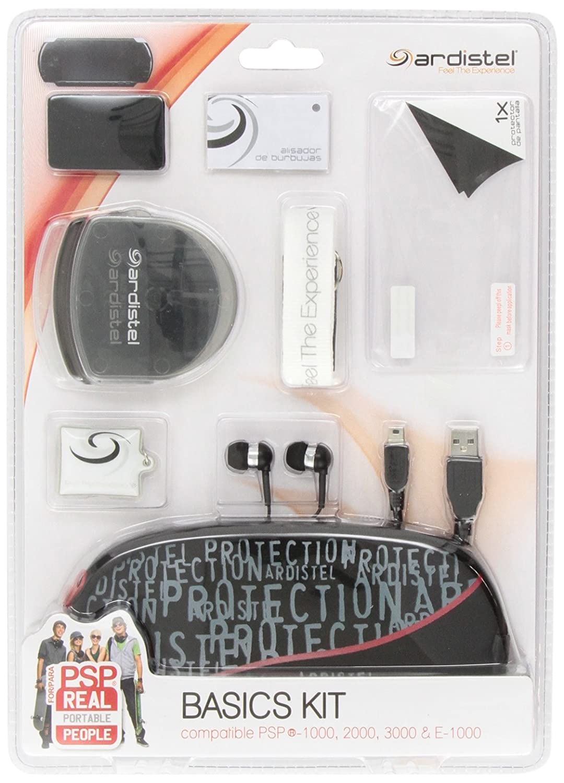 Ardistel - Basics Kit (Sony PSP): Amazon.es: Videojuegos