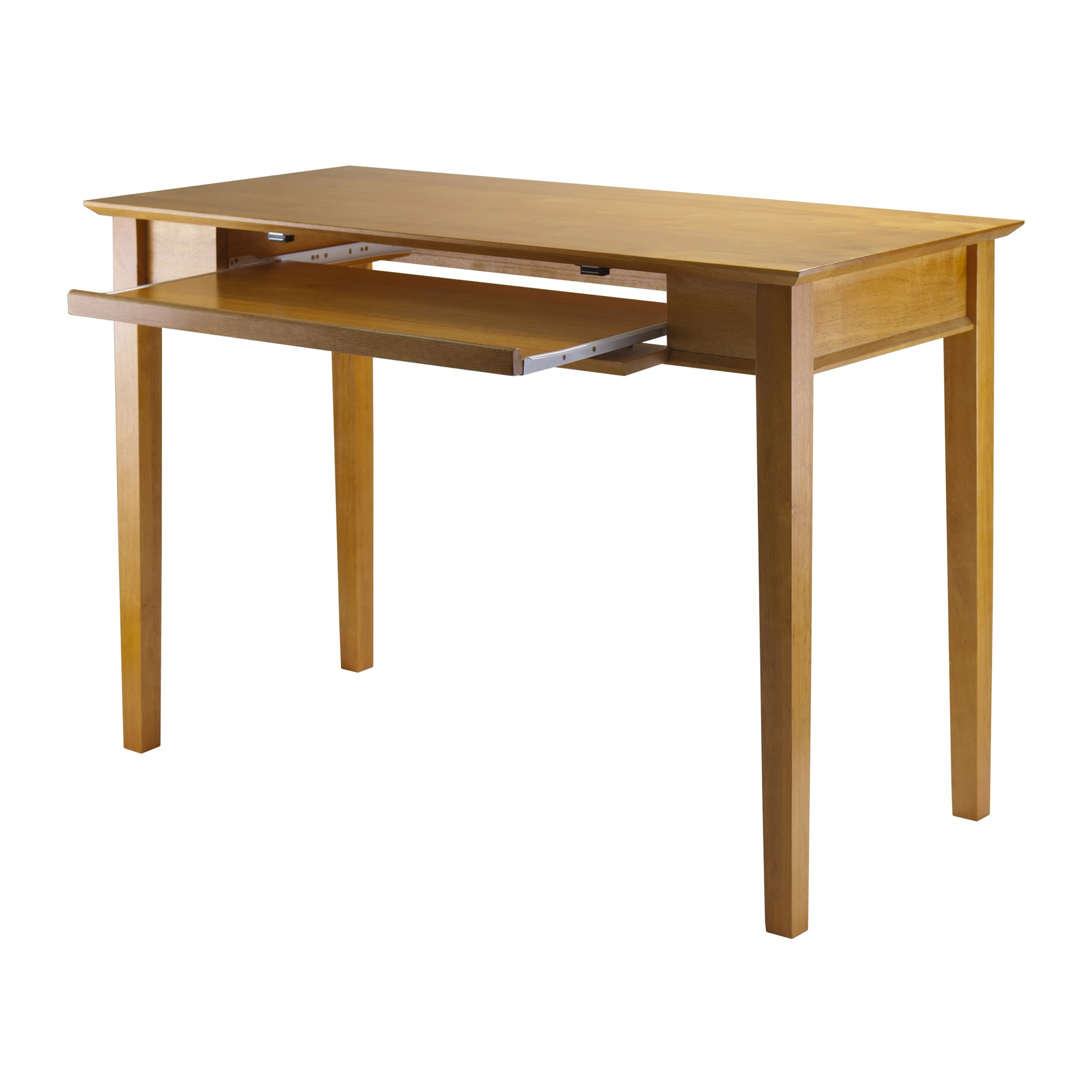 Winsome Wood Computer Desk, Honey by Winsome Wood (Image #2)