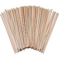 Palitos de madera manualidades / cocinar, 120 Palos