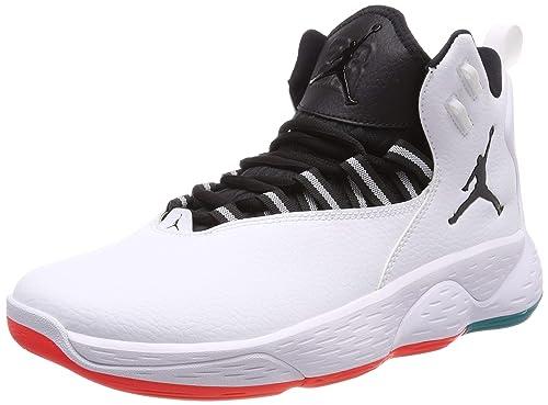 online store aed6d 13b03 Nike Jordan Super.Fly MVP, Zapatillas de Baloncesto para Hombre  Amazon.es   Zapatos y complementos