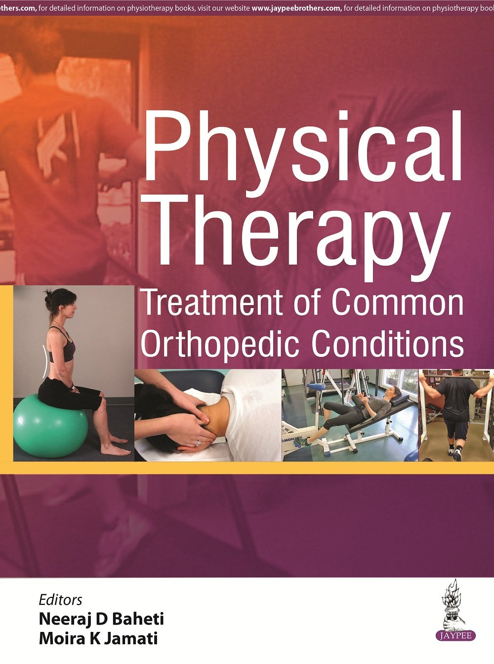 Books on physical therapy - Buy Physical Therapy Treatment Of Common Orthopedic Conditions Book Online At Low Prices In India Physical Therapy Treatment Of Common Orthopedic