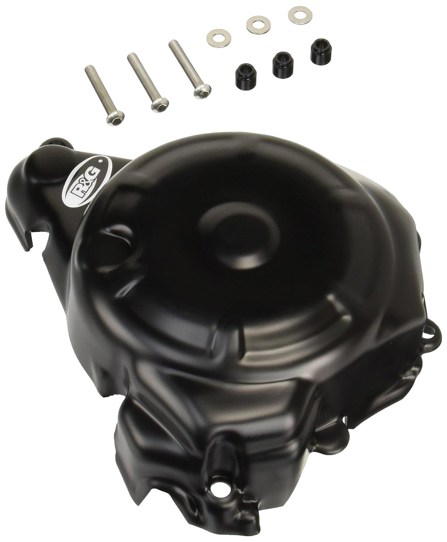 R&G(アールアンドジー) エンジンケースカバー ブラック CBR250RR(17-) RG-ECC0237BK   B071FH81WX