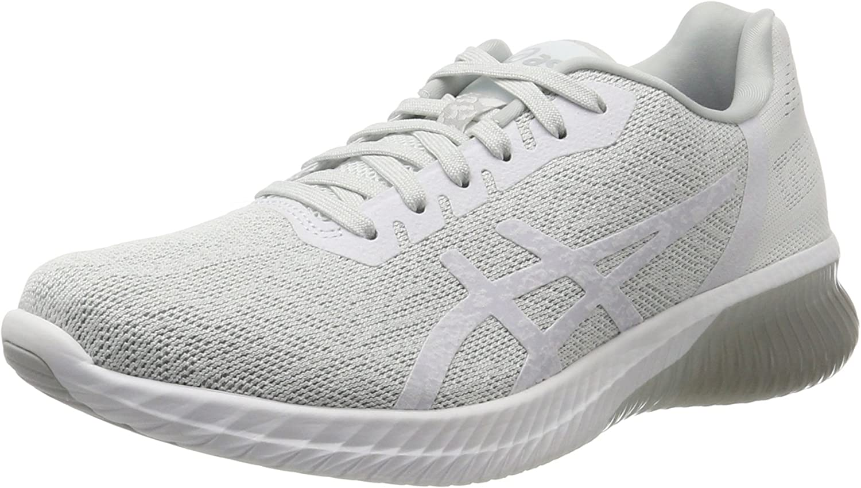 Asics Gel-kenun, Zapatillas de Gimnasia para Mujer, Blanco (White/White/Glacier Grey), 40.5 EU: Amazon.es: Zapatos y complementos