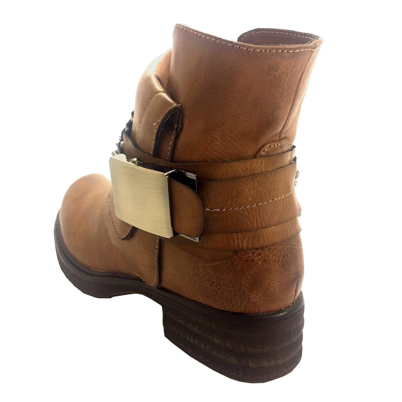 Pied A Terre Azul Marino Lentejuelas Superior Waistless Forro de Piel. Corte Zapatos, Color Azul, Talla 39 EU