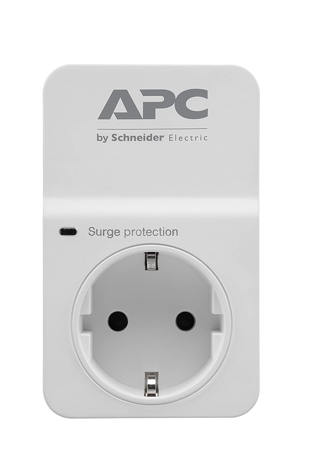 APC SurgeArrest Protection surtension 1 Sortie Protections surtensions CA 230 V Blanc 918 J, 1 Sortie s s CA, Type F, 230 V, 50 Hz, 13000 A