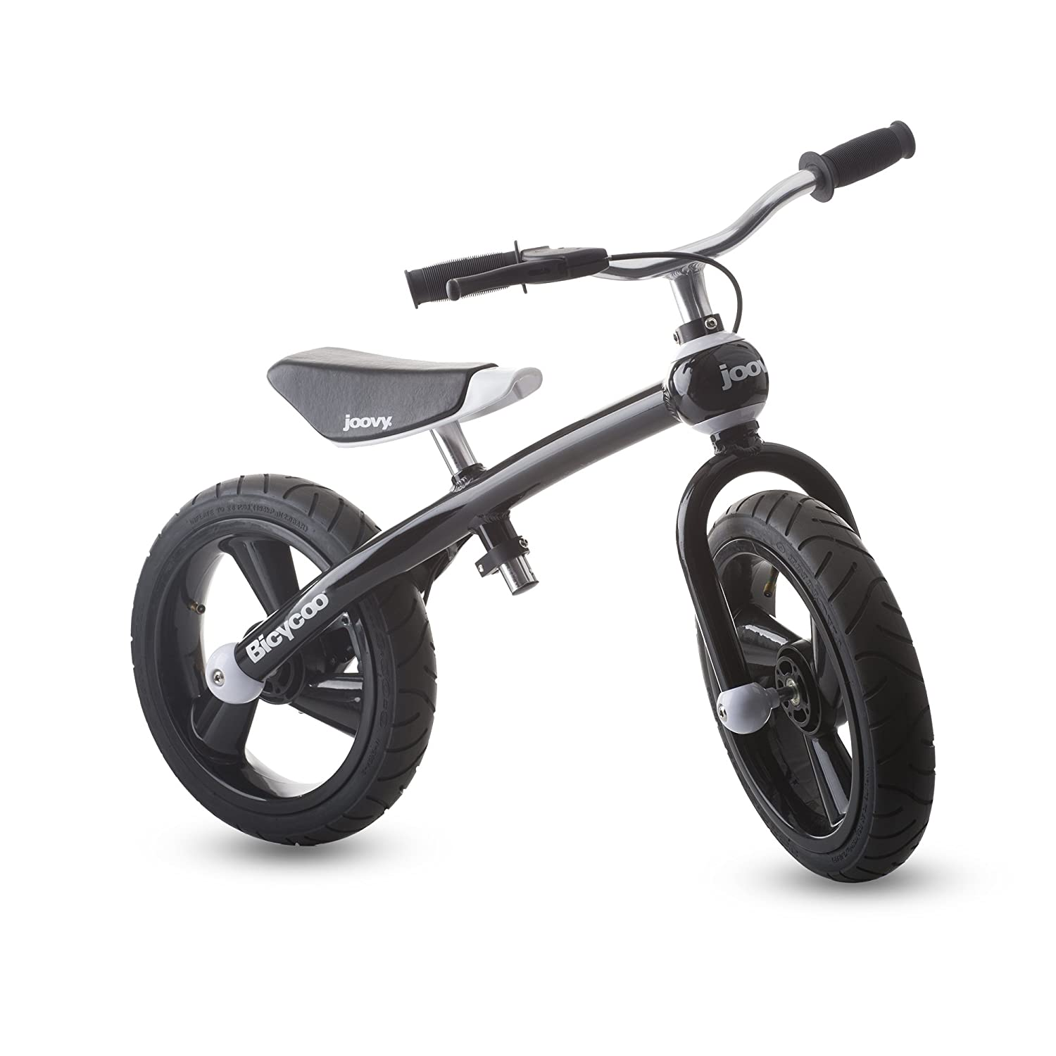 Joovy 157 Bicycoo Balance Bike, Black ISSI Inc